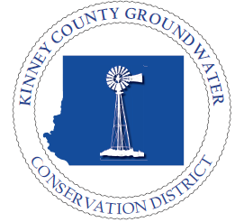 Logo for Kinney County Groundwater Conservation District